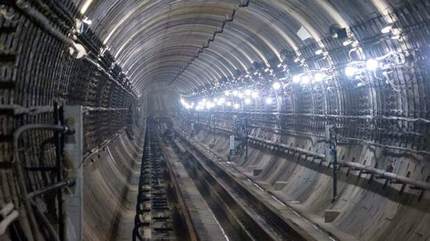 Мэр Москвы утвердил проект продления синей ветки метро
