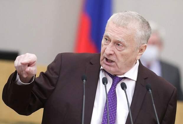 Социологи фиксируют снижение интереса к партии Жириновского