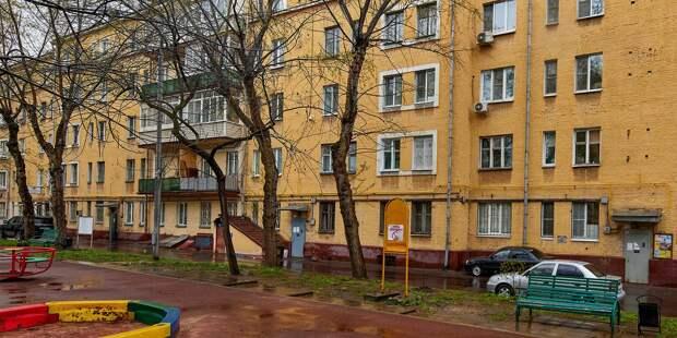 Дом с 93-летней историей отреставрируют на 1-й Дубровской улице