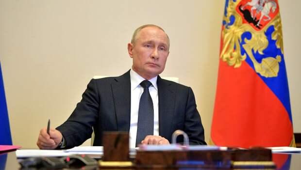 Локдауна не будет, заявил Путин