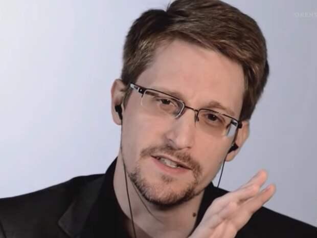 Получить российское гражданство намерен Сноуден