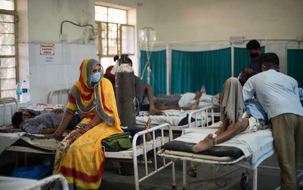 «Как ковид на стероидах»: что известно об индийском штамме коронавируса