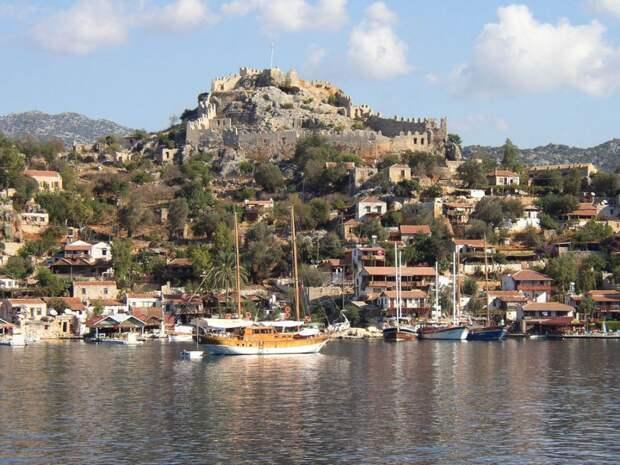 7 клевых руин в Турции, которые находятся недалеко от курортов