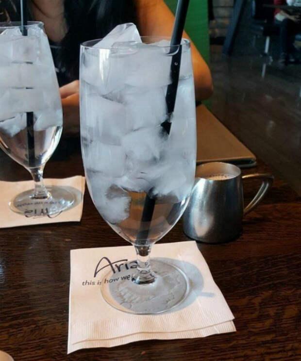 Напитки со льдом. | Фото: BigPicture.