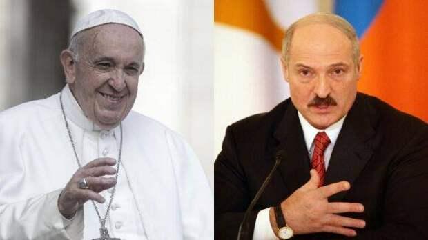 Детали компромисса между Лукашенко и папой Франциском
