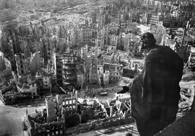 You're next ! /Ты будешь следующий!/ Годовщина стратегической бомбардировки Дрездена