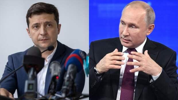 Злобин рассказал о незрелом и популистском поведении Зеленского