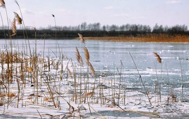 На следующей неделе в Удмуртии начнут взрывать лёд на реках