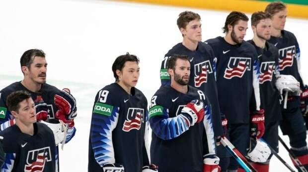 Сборная США стала бронзовым призером ЧМ-2021 в Риге