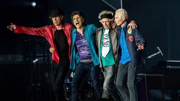The Rolling Stones готовит видеоверсию концерта на пляже Копакабана