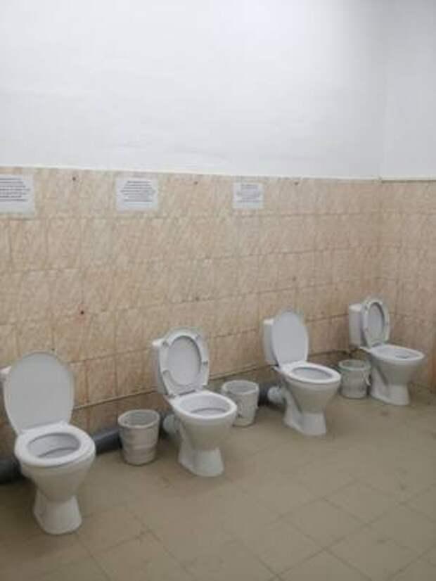 Свыше 30 общественных туалетах заработают в Нижнем Новгороде в 2021 году