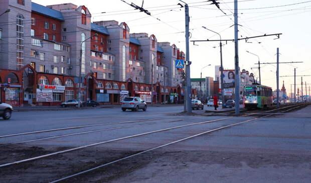 Трамвай сбил школьницу в Екатеринбурге