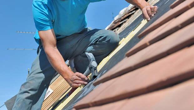 По двум адресам в Марфине отремонтируют крыши
