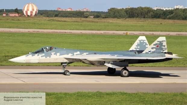 EurAsian Times: Россия оснастит Су-57 ракетой, меняющей правила игры