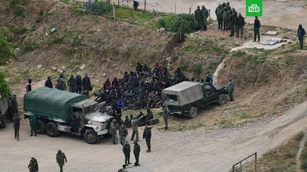 Пять тысяч марокканцев-нелегалов проникли в Испанию и держат в страхе целый город