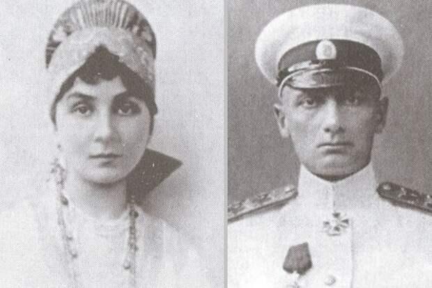 Анна Тимирёва: как советская власть отомстила жене Колчака