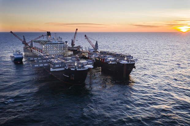 США намерены ввести новые санкции против «Северного потока — 2»