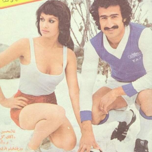 Вот как выглядели иранские женщины до Исламской революции 1979 года