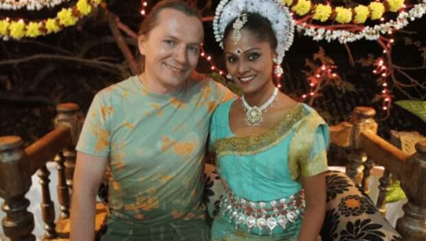 Русский парень Саша полюбил красавицу из Индии. Как сложилась их жизнь спустя 12 лет