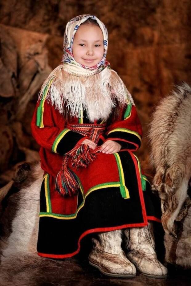 Фотограф побывал вотдаленных районах Сибири, чтобы сделать уникальные портреты