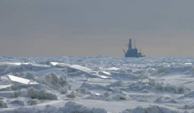 «Роснефть» открыла уникальное газовое месторождение вКарском море