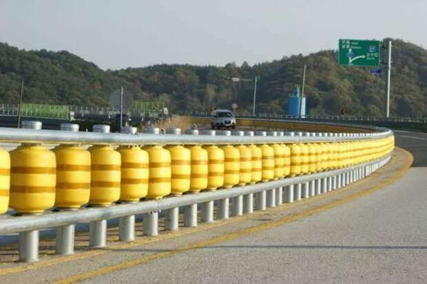 Инновационная дорожная роликовая система Road Roller System.