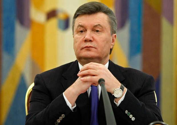 Печальное вхождение в историю Виктора Януковича.