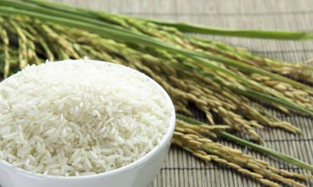Поджигаем рис: простая проверка на подделку