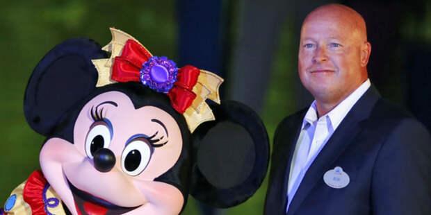 У Disney новый генеральный директор