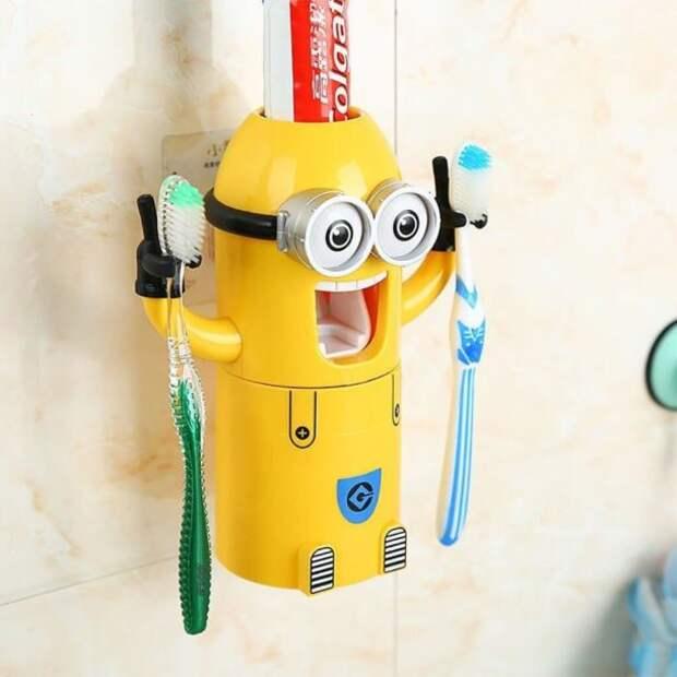 8 причин купить органайзер для зубных щеток и пасты