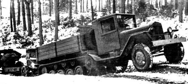 Машина использовалась всю войну.  Фото: kolesa.ru.