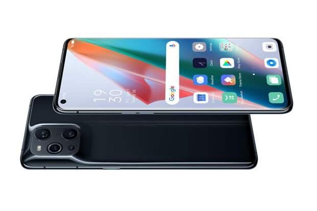 OPPO расширяет программу поддержки флагманских смартфонов Find X3 до трёх лет