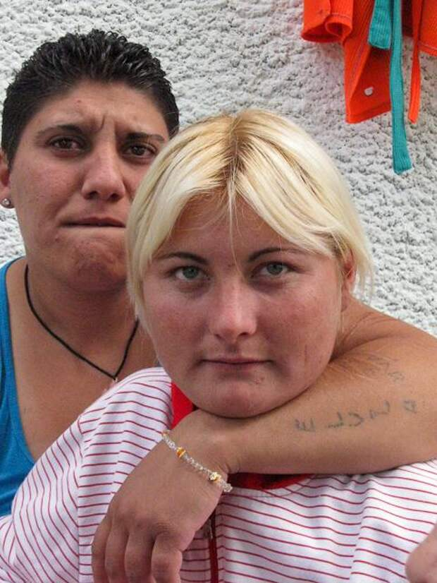 Внутри румынской женской тюрьмы