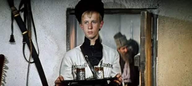 """Виктор Косых. История жизни с смерти Даньки из """"Неуловимых мстителей""""."""