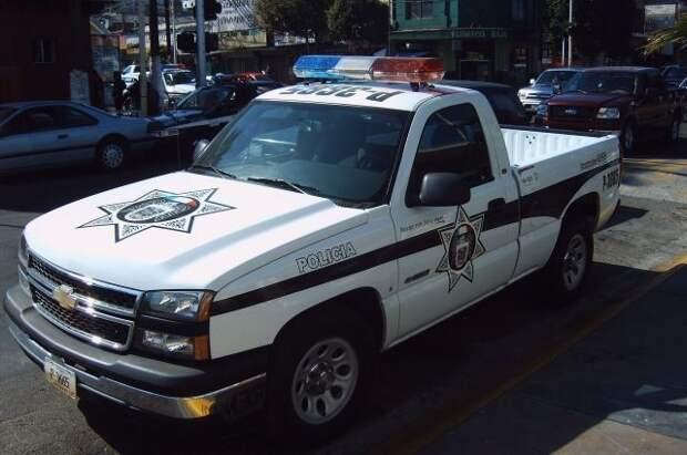 В Мексике жертвами ДТП с участием двух машин стали девять человек