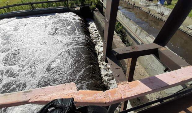 В Омской области обнаружили потенциально опасную плотину