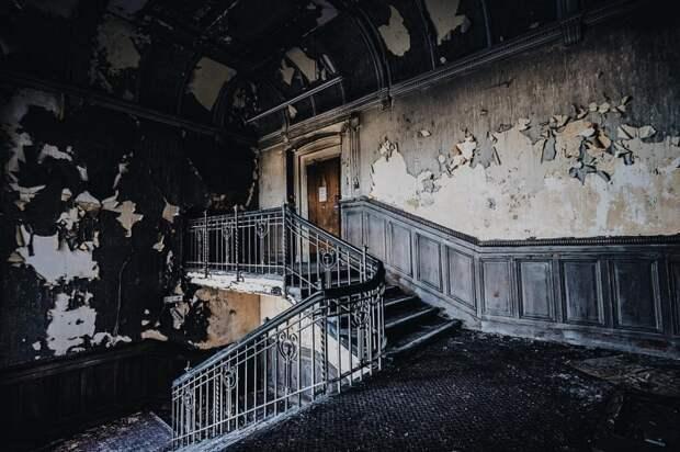 Заброшенные места Великобритании
