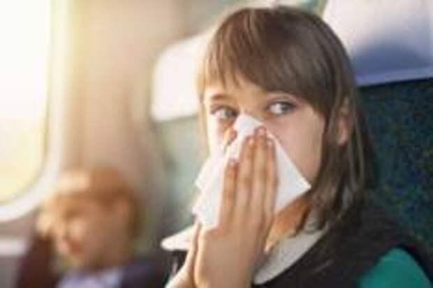 Как избежать заражения коронавирусом находясь в самолёте