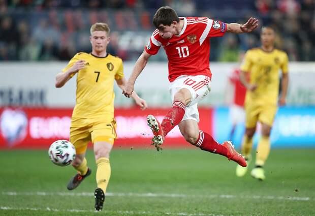Гаджиев высказался о слабых местах сборной Бельгии