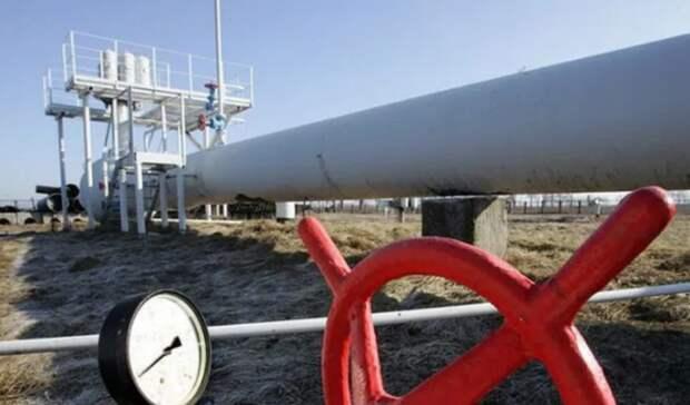 «Газпром» посадил ЕСнаголодный газовый паек