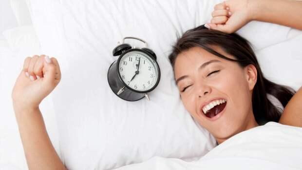 Названы способы, как с легкостью проснуться утром
