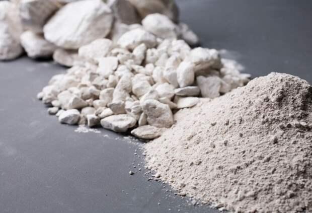 Мел - природный абсорбент, который впитает жир из обоев за несколько часов / Фото: media.glassdoor.com