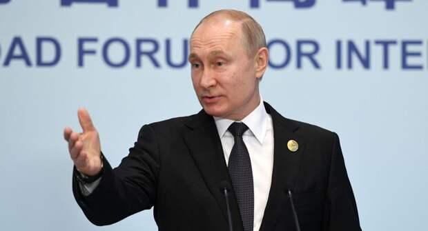 «Нафтогаз» подтвердил слова Путина – реверса газа из Европы на Украину нет