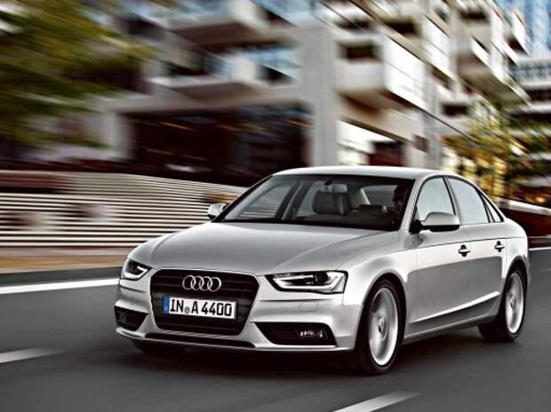 Audi A3 или Audi A4?