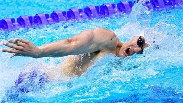 Россиянин Мартин Малютин выиграл золото чемпионата Европы надистанции 400 метров вольным стилем