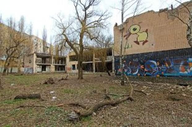 Одесский детский курорт превратился в ад