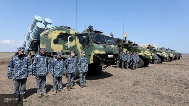На Украине сообщили, где ВСУ разместят ракетные комплексы «Нептун»