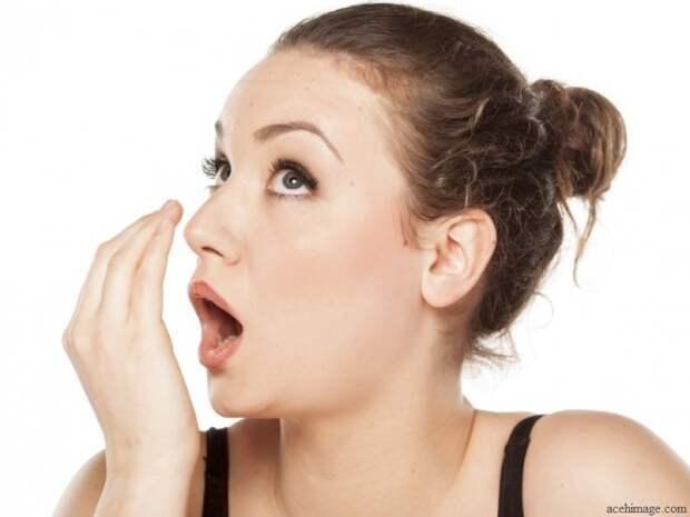Какие болезни пахнут изо рта
