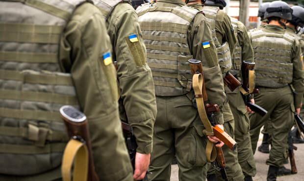 Украина нагнетает обстановку на Донбассе