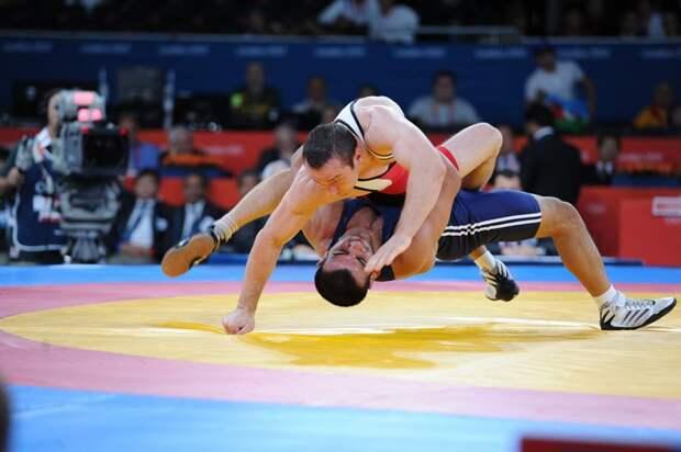 Пять вопросов о греко-римской борьбе чемпиону мира